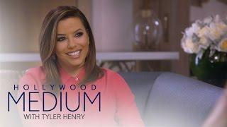 Tyler Henry Connects With Eva Longoria