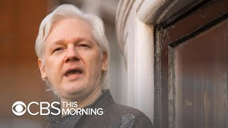 Filing error reveals WikiLeaks founder Julian Assange could face charges in the U.S.