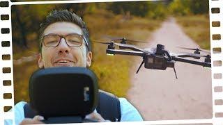 Die einfachste Drohne EVER! - GoPro Karma - Review