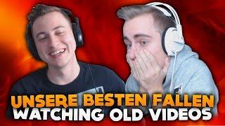 Die besten Fallen! - Watching Old Videos! | DieBuddiesZocken