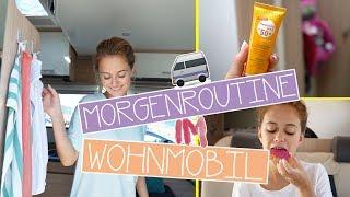 Meine ROADTRIP-MORGENROUTINE im Wohnmobil | SNUKIEFUL
