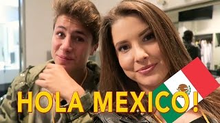 MEETING MEXICO   Juanpa & Amanda Cerny