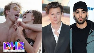 Jake Paul & Erika Costell's Relationship is FAKE? - Harry Styles & Zayn Aren
