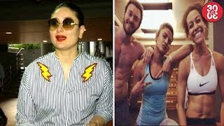 Fan Flies To Gstaad Only To Meet Kareena | Priyanka Chopra Shares A Gym Snap