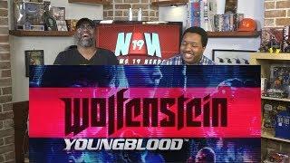 NERDS REACT to Wolfenstein: Youngblood Trailer
