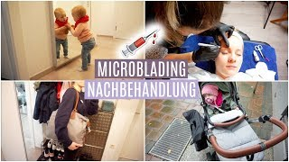 Zweite MICROBLADING Behandlung ❘ BONAVI Zubehör ❘ Mila hat den Dreh raus ❘ MsLavender