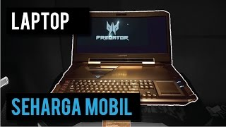 Hands On Acer Predator 21X - Laptop 9000 Dollar!