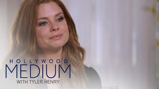 JoAnna Garcia Swisher Breaks Down During Reading | Hollywood Medium with Tyler Henry | E!