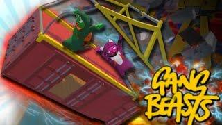 WIR FLIEGEN DAVON!!! | Gang Beasts - Witzige Momente (Funny Moments German)