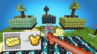 99% SCHUTZ CYBER RÜSTUNG | Minecraft LUCKY BLOCK KING
