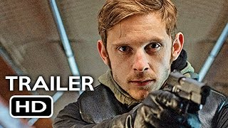 6 Days Official Trailer #2 (2017) Jamie Bell, Abbie Cornish Action Movie HD