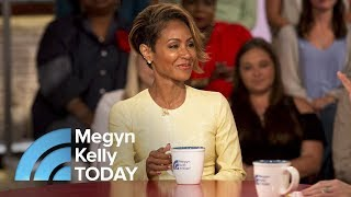 "Jada Pinkett Smith On 'Red Table Talk,' Husband Will Smith, And ""Girls Trip"" 