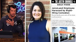 CROWDER CONFRONTS: Lying Journalist Caught!! (Follow up)   Louder With Crowder
