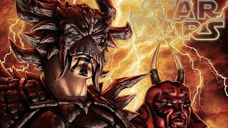 The Story of The Sith Rule of One