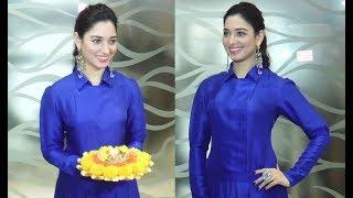 Tamannaah Bhatia Wishing Her Fans Happy Diwali | Diwali 2017