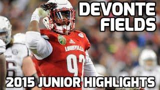 Devonte Fields 2015 Junior Highlights (HD)
