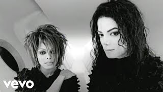 Michael Jackson, Janet Jackson - Scream (Official Video)