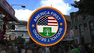 America first, but Bocholt second (Version 2)