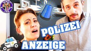 ANZEIGE WEGEN BETRUGS bei der POLIZEI  Vlog #143 Our life FAMILY FUN