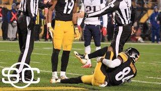 Ryan Clark says Steelers still in good position despite Antonio Brown injury | SportsCenter | ESPN