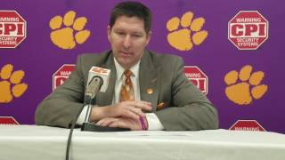 Brad Brownell post Florida State