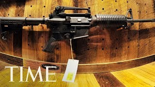 The Florida School Shooter Used An AR-15 Rifle: What To Know About The Deadly Weapon   TIME