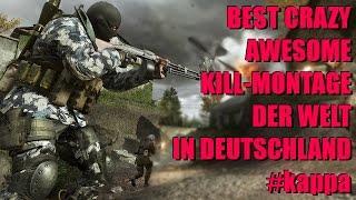Krasseste Call of Duty Kill-Montage der Welt ever in Deutschland überhaupt... nicht. [#sponsored]