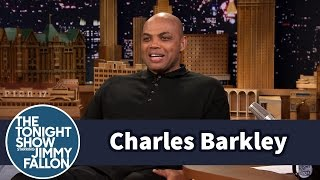 Charles Barkley Explains Why Space Travel Is Stupid