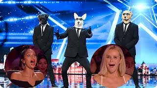 The BEST FUNNY Auditions Britan