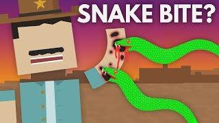 What If a Venomous Snake Bites You? - Dear Blocko #8