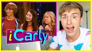 REACTING TO FRED ON ICARLY