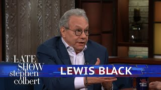 Lewis Black Has The Ultimate