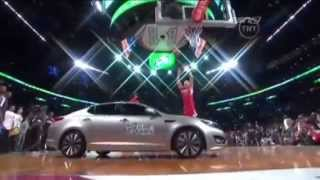 Blake Griffin - 2011 NBA Slam Dunk Contest (Champion)