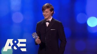 Lucas Hedges Wins Best Young Actor   22nd Annual Critics