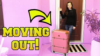 WE ARE MOVING OUT!!!