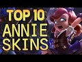 Top 10 Annie Skins - League of Legendsmp3
