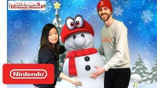 Favorite Winter Levels – Nintendo Minute