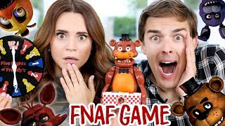 TRYING THE FIVE NIGHTS AT FREDDY