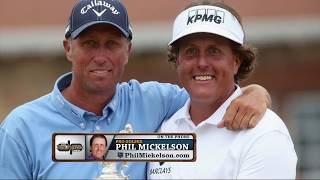 "Phil Mickelson Reveals Why He Parted Ways with Long-time Caddie Jim ""Bones"" Mackay 