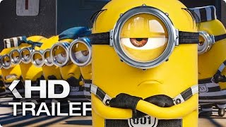 DESPICABLE ME 3 ALL Trailer & Clips (2017)