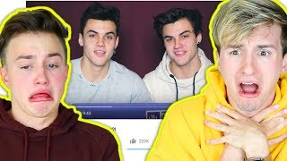GAY BROTHERS REACT TO STRAIGHT BROTHERS