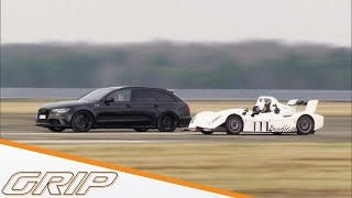 Getunter Audi RS 6 gegen alle - GRIP - Folge 360 - RTL2