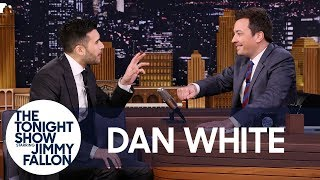 Magician Dan White Amazes Jimmy with Matches and a Deck of Cards