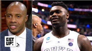 Zion Williamson should have his Duke jersey retired - Jay Williams