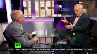 On Contact: The Coming Collapse of the American Economic System with Richard Wolff