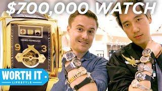 $285 Watch Vs. $700,000 Watch