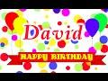 Happy Birthday David Songmp3
