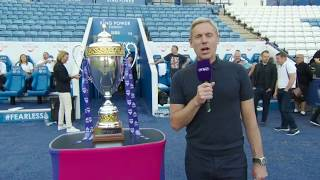 BT Sport goes behind the scenes at the Pub Cup final with #NoFilter