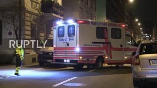 Switzerland: Gunman opens fire in Muslim prayer room – injures three