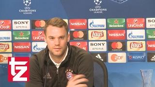 FC Bayern München: Die Pressekonferenz vor dem Arsenal-Kracher